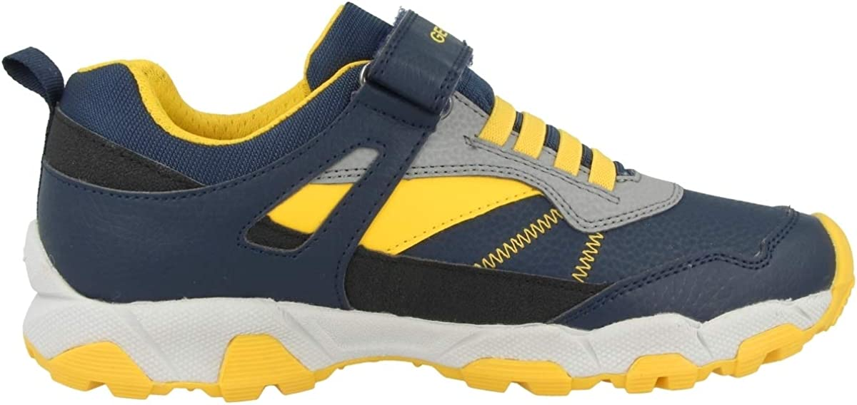 Geox Boys Big/_Kid MAGNETARBOYWPF 2 Blue Shoes