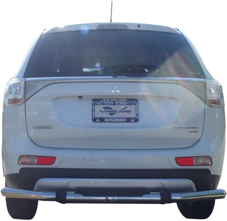 Rear Bumper Cover For 2007-2013 Mitsubishi Outlander Textured