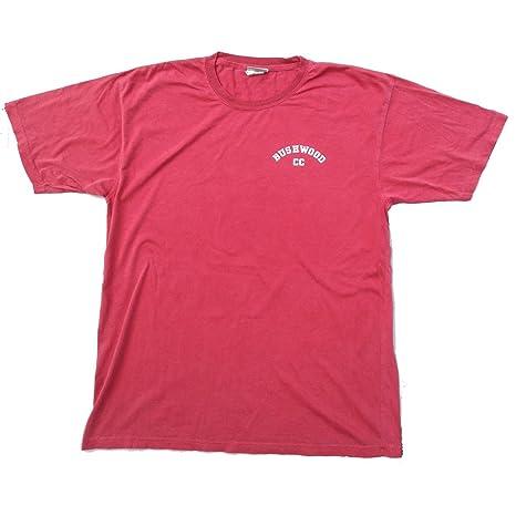 Amazon.com   Caddyshack Bushwood Caddy T-Shirt - Size X-Large   Everything  Else 0366b1a86c5a