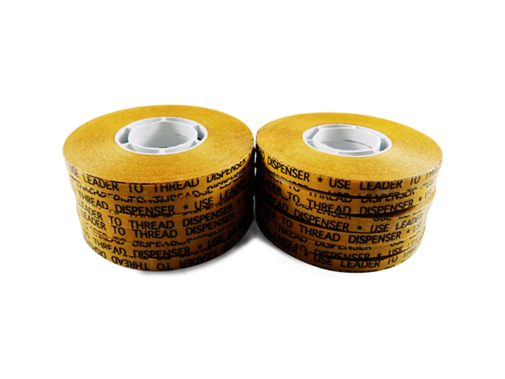 T.R.U. ATG-7502 ATG Tape (Acid Free Adhesive Transfer Tape): 1/4 in. wide x 36 yds. (Pack of 12)