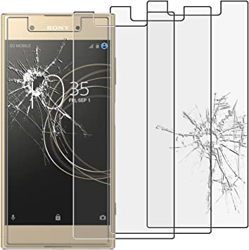 ebestStar - [Lote x3 Cristal Templado Compatible con Sony Xperia ...