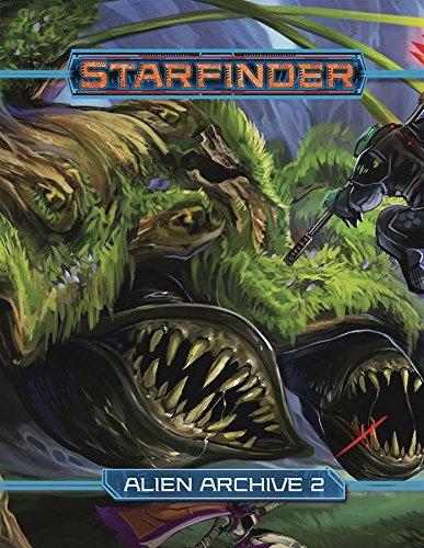 Starfinder Roleplaying Game: Alien Archive Downloads Torrent