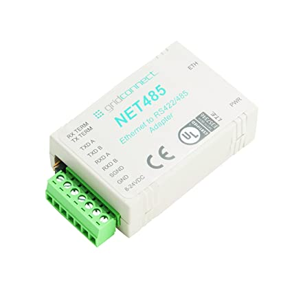 Amazon com: NET485 - RS485 Ethernet Adapter (GC-NET485-01