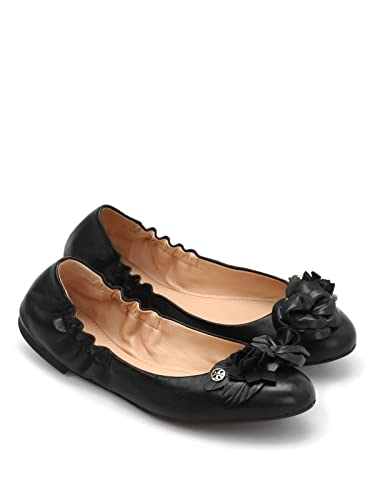 cd1c88ad4 Image Unavailable. Image not available for. Color  Tory Burch Blossom Ballet  Flat ...
