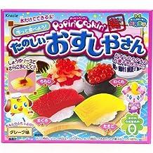 Kracie Popin' Cookin' DIY candy kit Sushi from Japan