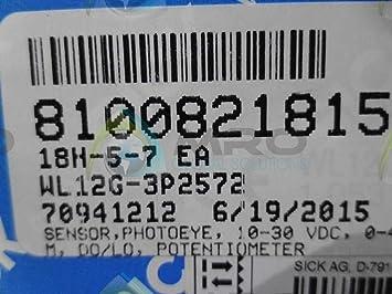 Sick Lichtschranke WL12G-3P2572