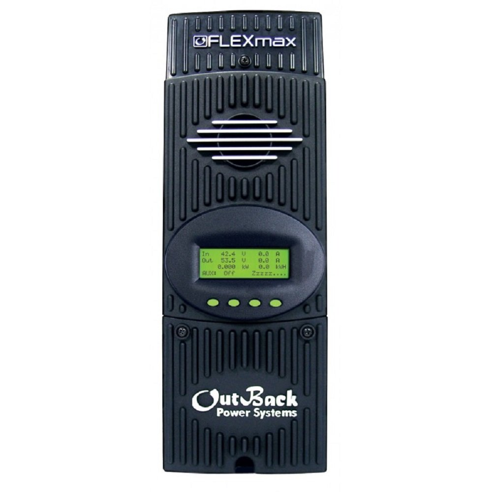 Outback FM-80 Flexmax MPPT Charge Controller - FM80-150VDC by Outback Power