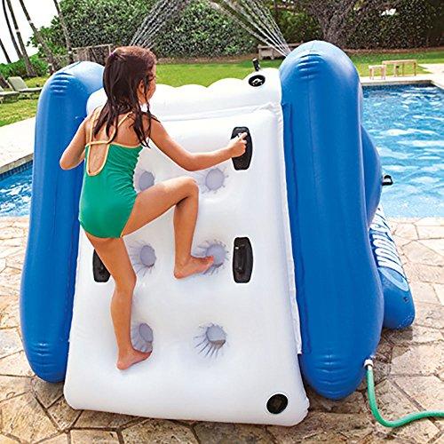 Intex Kool Splash Inflatable Swimming Pool Water Slide Quick Fill Air Pump In The Uae See