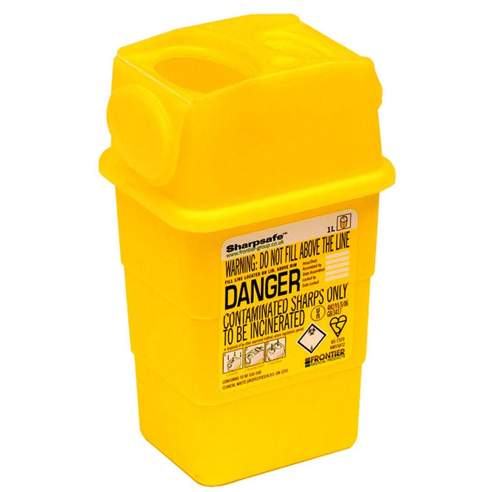 Sharps Container 1 Litre