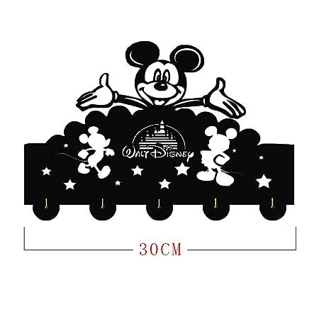 Amazon.com: Ganchos de pared de dibujos animados de Disney ...