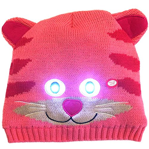 Bright Eyes Hats - Cassie The Cat - Torch Hat!!