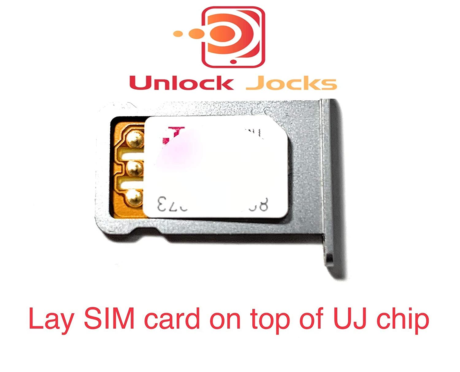 Unlock Jocks's Unlocker ALL CARRIERS Network Card with Kick Stand Accessory  Sim Carrier Card Supports Straight Talk Sprint T-Mobile Verizon AT&T &