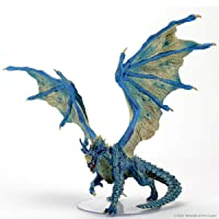 D&D Icons of The Realms: Adult Blue Dragon Premium Figure