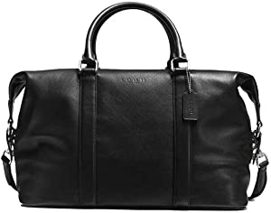 COACH VOYAGER BAG IN SPORT CALF LEATHER (COACH F54765) BLACK