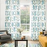 KARUILU home Window Curtain with Succulent Garden (Custom, Desert Art) Review