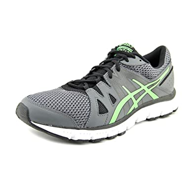 ASICS Mens Gel-Unifire TR Cross-Training Shoe, Charcoal/Green/Black