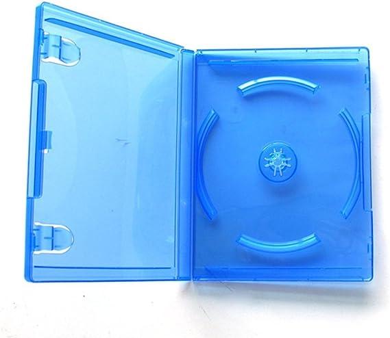 CD DVD juego de recambio compatibles funda caja para Sony PlayStation 4 PS4: Amazon.es: Electrónica