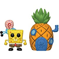 Funko Pop! Town: Spongebob w/ Pineapple