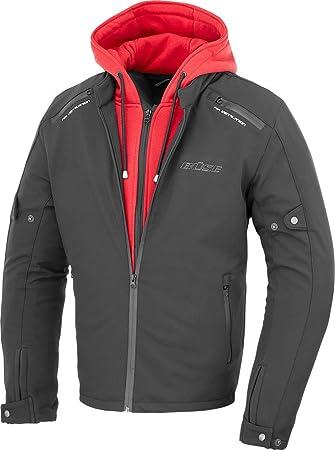 Büse Moto Chaqueta con capucha chaqueta: Amazon.es: Coche y moto