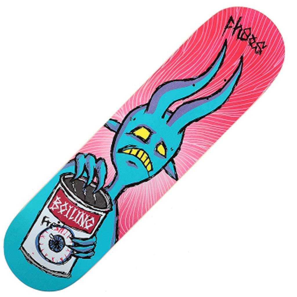 【超特価sale開催!】 ショートボードスケートボードアダルトスケートボードプロフェッショナルボードユースバイラテラルティルトスケートボード初心者男性と女性スケートボード (色 : スイカの赤) B07KWXYPY1 スイカの赤 B07KWXYPY1 : スイカの赤, Gain-Mart:fccde3af --- a0267596.xsph.ru