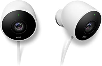 2-Pack Nest Cam Security Camera
