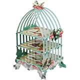 Talking Tables Bake Off Birdcage Cakestand for a Tea Party, Wedding, Mint