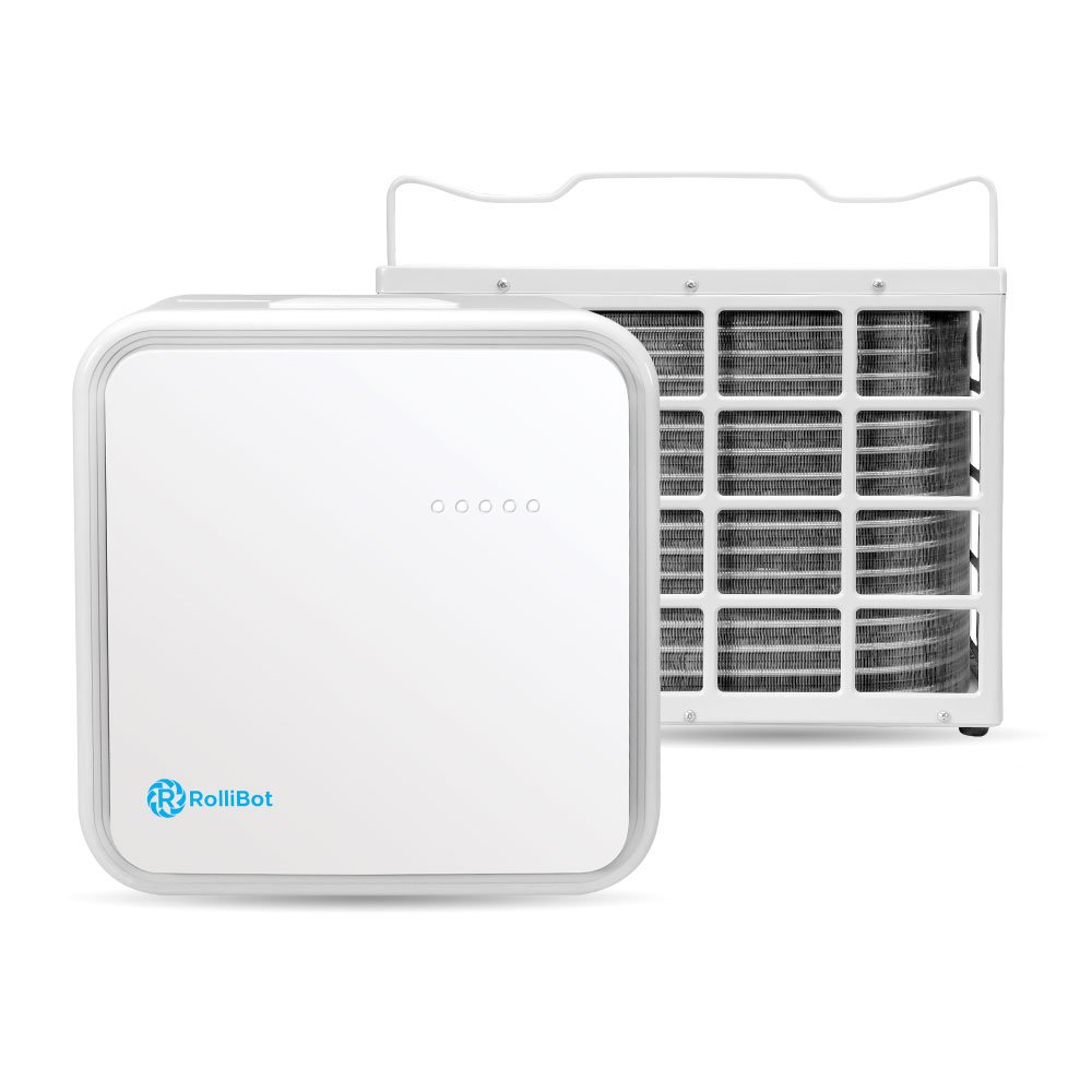 air conditioning split unit. app-enabled rollicool ductless mini split air. air conditioning unit