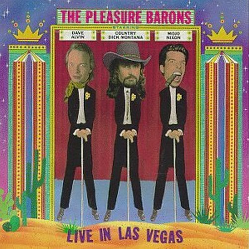 Live in Las Vegas by Hightone Records