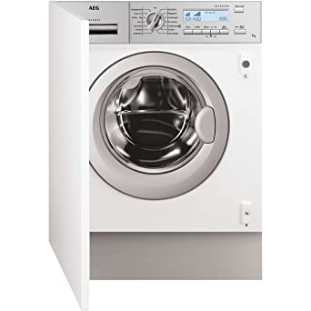 Aeg L82470bi Waschmaschine Frontlader 169 0 Kwh Jahr Weiss Amazon