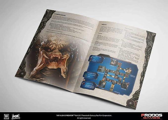 Alien vs Predator: The Hunt Begins 2nd Edition - English: Amazon.es: Juguetes y juegos