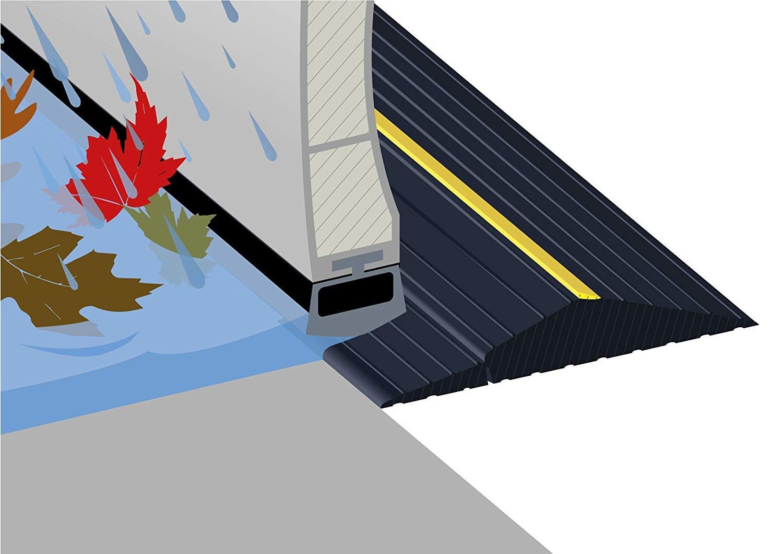 Weather Defender Original Ultimate Garage Door Threshold Floor Seal by Weather Defender (Image #8)