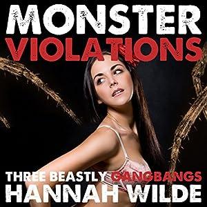 Monster Violations Audiobook