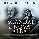 """A Scandal in Nova Alba: A Case File from """"The Redacted Sherlock Holmes"""""""