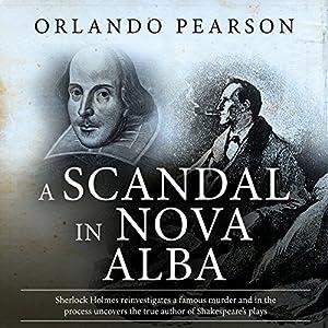A Scandal in Nova Alba Audiobook