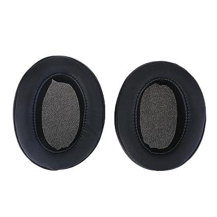 Almohadillas de Repuesto para Auriculares inalámbricos Sennheiser Momentum 2.0 Hillrong