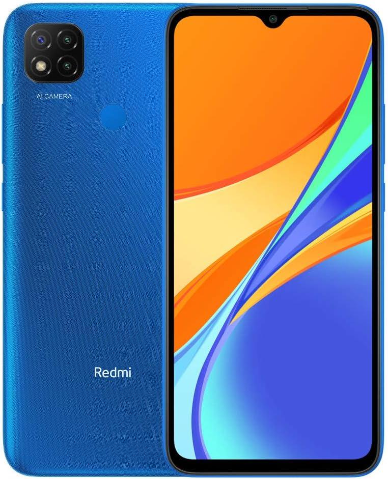 Xiaomi Redmi 9C azul