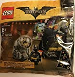 LEGO - The LEGO Batman Movie - Bat Signal Accessory Pack with Minifigure, Sticker Sheet, and Movie Poster 5004930 (2017) 41 pcs.