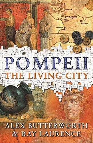 Pompeii by Alex Butterworth (2006-08-01)