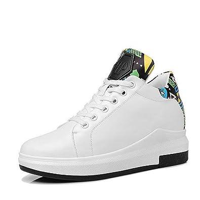 bas prix 9329e eff00 Exing Femmes Chaussures en Cuir PU Printemps Automne Confort ...
