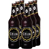 Celia Dark - glutenfreies Bier 6 x 0,5l - Packung mit 6