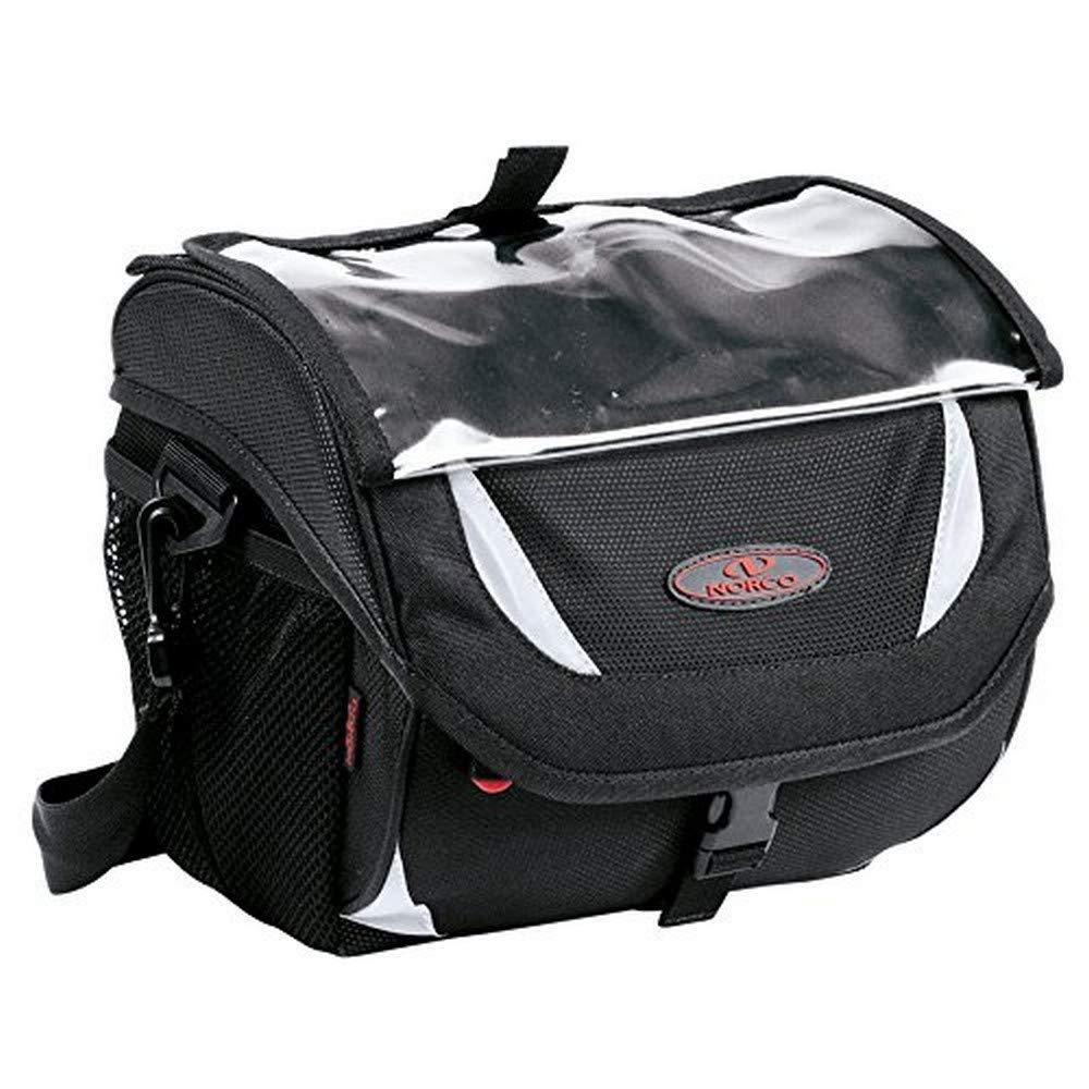Norco Carson bike bags handlebar KlickFix black