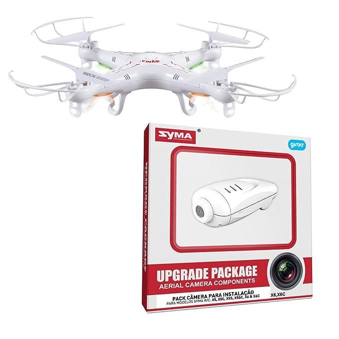 Syma Dron 2.4G R/C 4CH Quad 31MCM: Amazon.es: Juguetes y juegos
