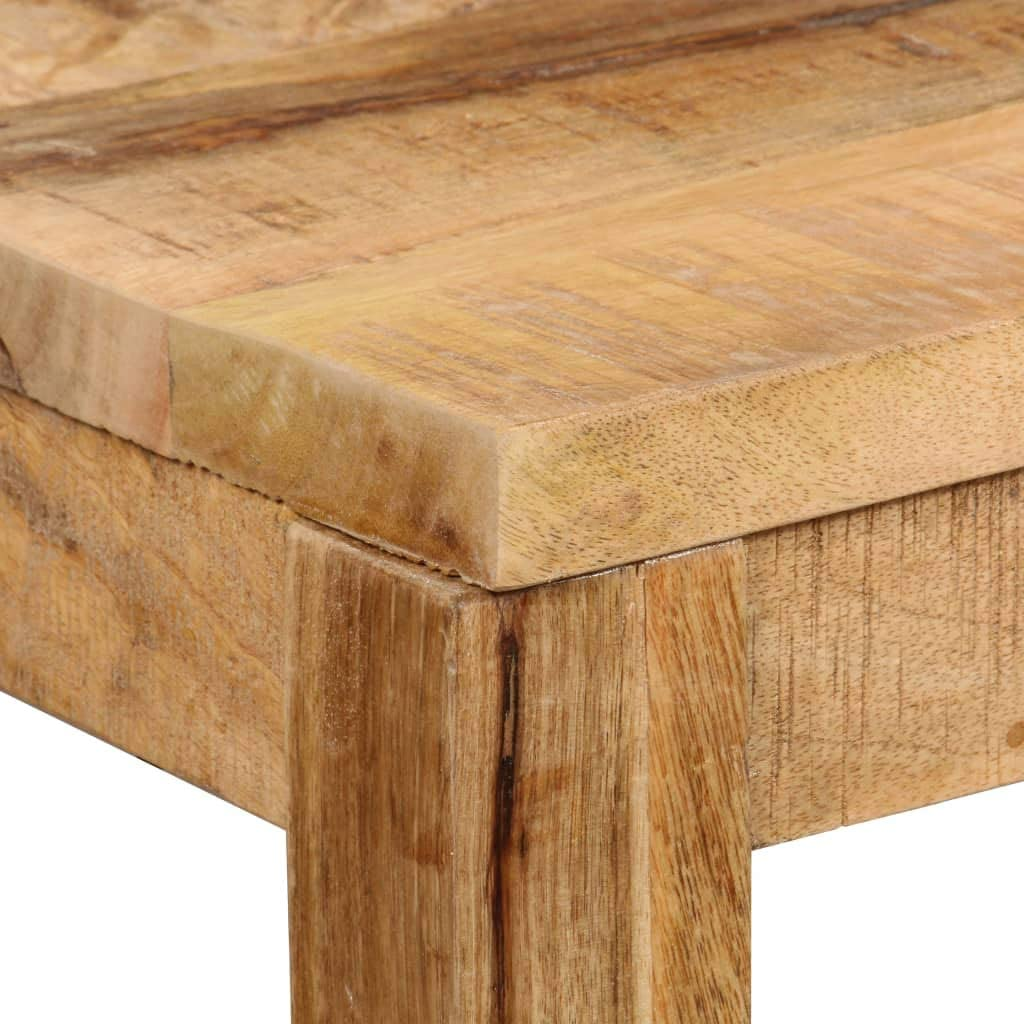 Wohnling Table /à rallonges Massif 120 x 60 x 76 cm en Acacia wL1.442
