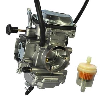 New Carburetor For Yamaha Bear Tracker 250 Yfm250 Atv 1999 2004 Carb