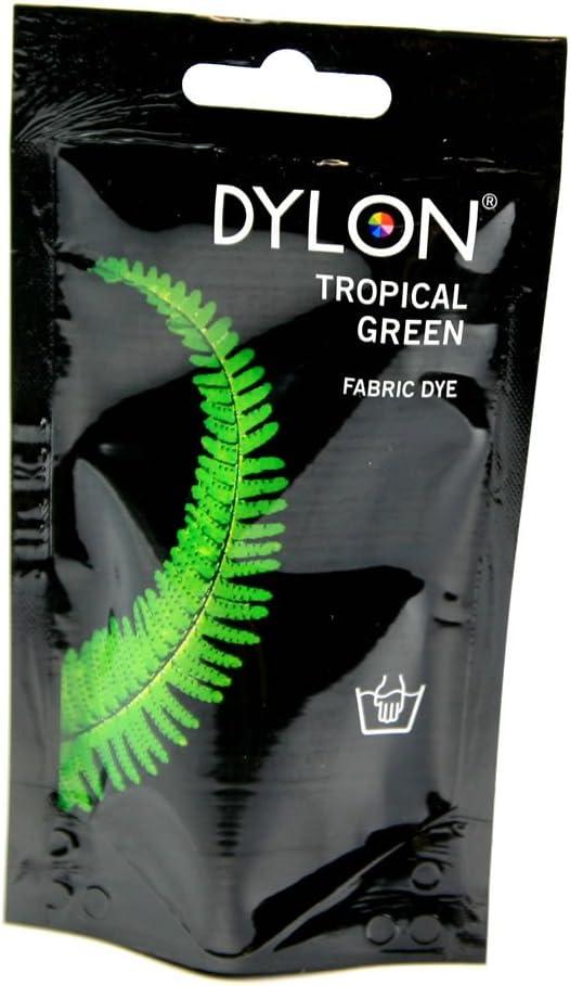 Dylon Mano Fabric Dye - Verde Tropical
