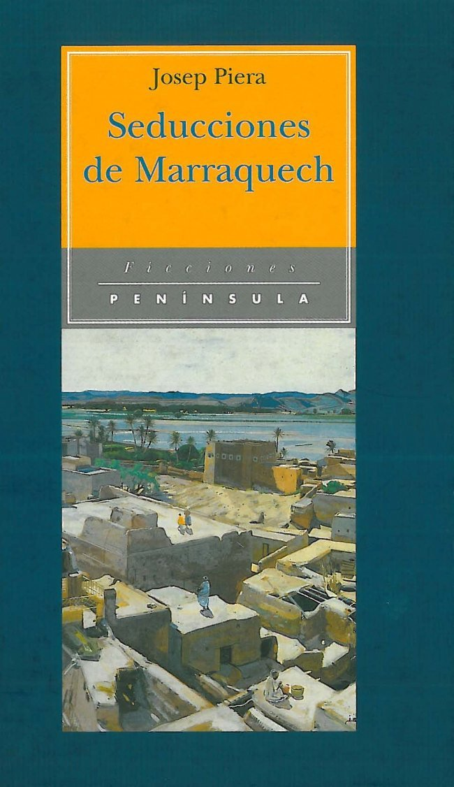 Seducciones de Marraquech (Spanish Edition) pdf epub