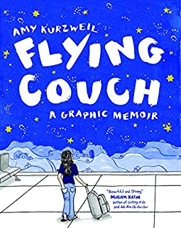 Book Cover: Flying Couch: A Graphic Memoir