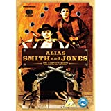 Alias Smith And Jones - The Complete Series (10 Disc Box Set) [DVD] by Ben Murphy