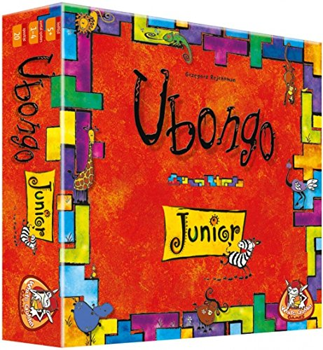 Ubongo Junior SW B078CQ8T1K