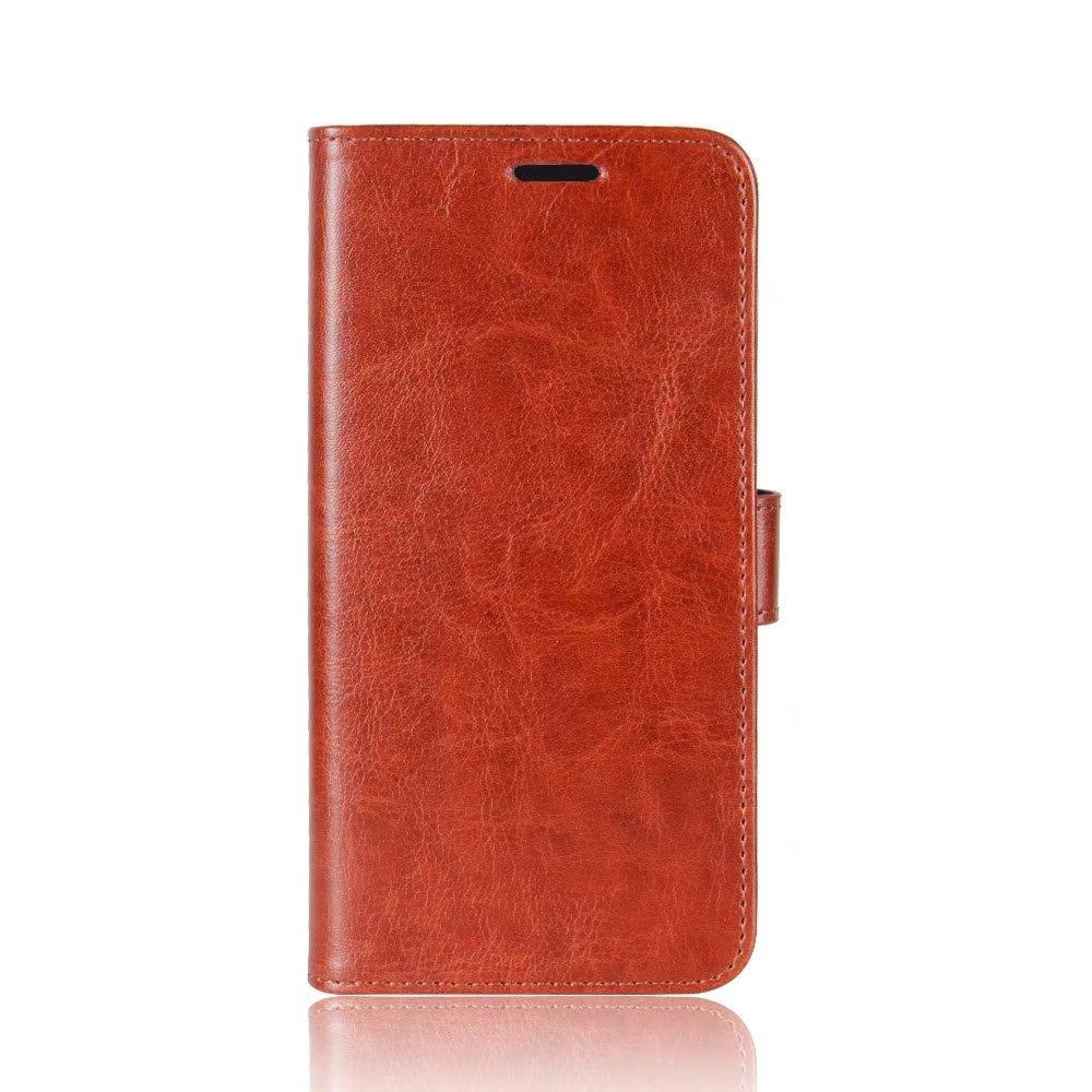Cubot X18 Plus Brieftasche Hülle,Stilvoller Handyhülle Fall GOGME[Geldbörse Hülle Serie] In einer multifunktionalen Retro-Stil Schutzhülle,Einschubfächer für Karten,Magnetische Verschluss,Flip Bracket Funktion Senior PU-Leder Brieftasche Telefon-Kasten.(sc